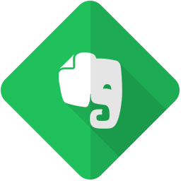 applications, document, evernote, note, page, software, text icon