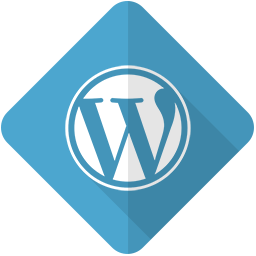 blog, media, press, social, web, website, wordpress icon