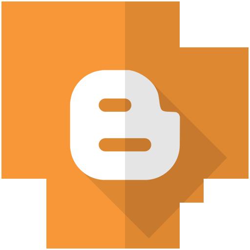 blog, blogger, internet, network, online, social, web icon
