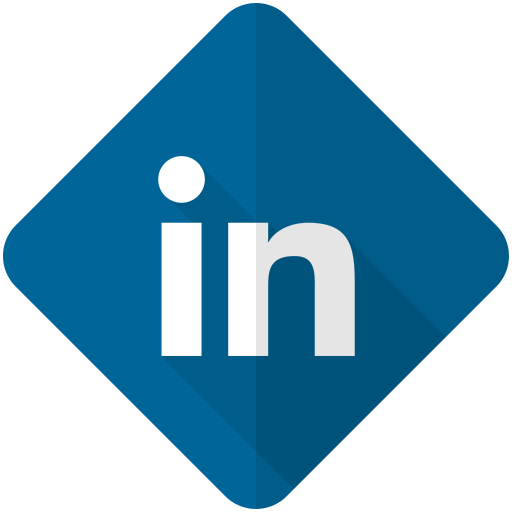 Linkedin, logo, network, social icon - Free download