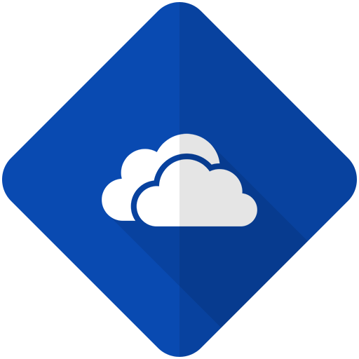 cloud, data, drive, hdd, network, onedrive, storage icon