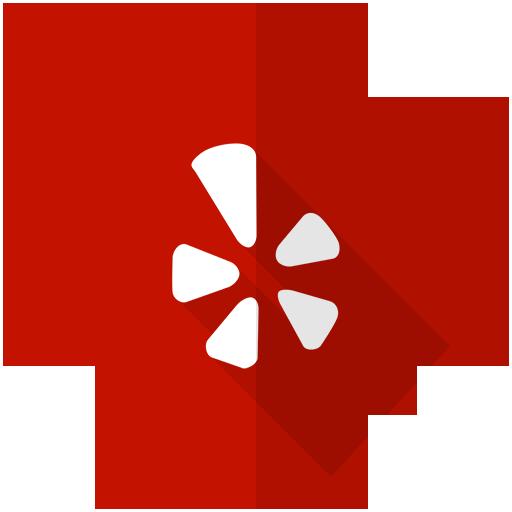 logo, network, social, yelp icon