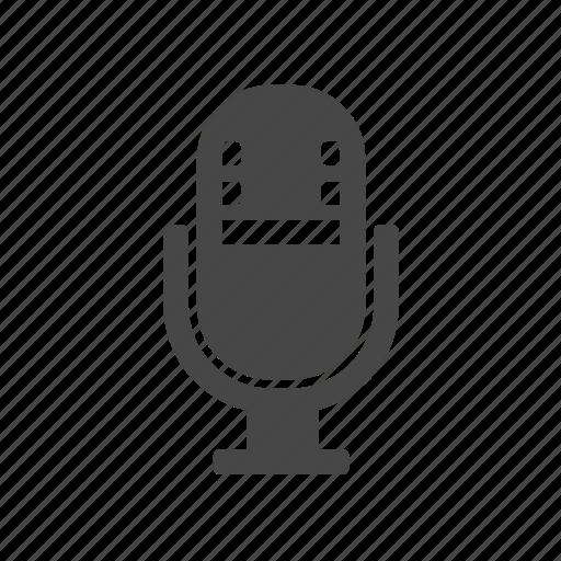 input, mic, microphone, sound, voice icon