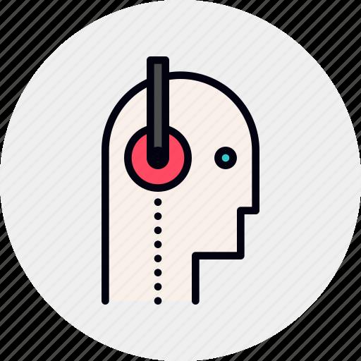 Composer, designer, headphones, musician, producer, sound, user icon - Download on Iconfinder