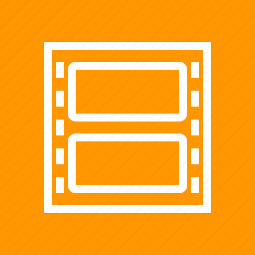 Film, movie, multimedia, video icon - Download on Iconfinder