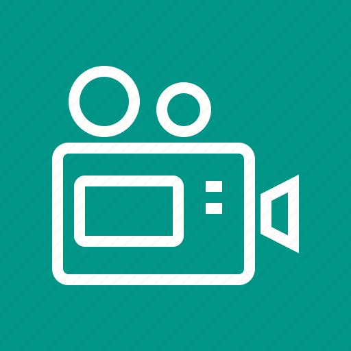 camera, making, movie, shooting, video icon