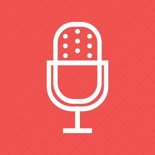 cordless, mic, micro, phone, voice icon