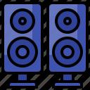 entertainment, music, sound, speaker, waves