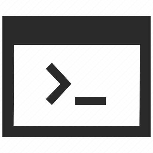 code, command, program, source, window icon