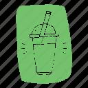 asian, beverage, drink, juice, korean, smoothie icon