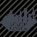 a country, asia, east, korean architecture, koreans, seoul, south korea