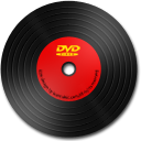dvd, vedio icon