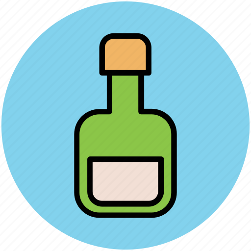 bottle, liquid bottle, lotion, oil bottle, olive oil, spa bottle, spa treatment icon
