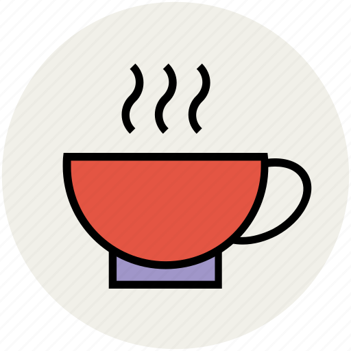 coffee, coffee cup, cup, hot, hot tea, tea, tea cup icon