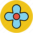 bloom, blossom, flower, nature, petal flower, spring flower icon
