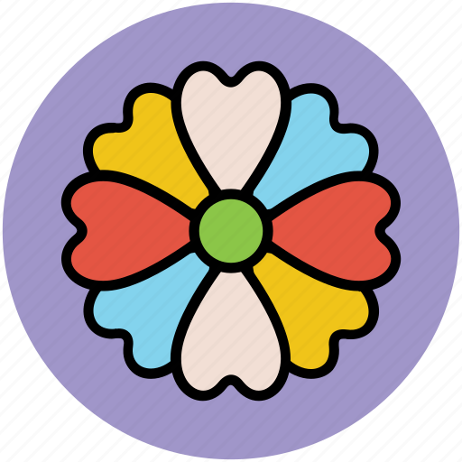 beauty, blossom, eco, flower, nature, spring flower icon