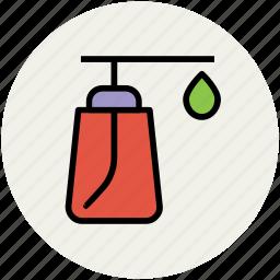 bathe shampoo, conditioner, foam dispenser, liquid bottle, lotion, shampoo, soap dispenser icon