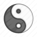 balance, cartoon, culture, harmony, religion, sign icon