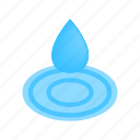 care, drop, health, isometric, oil, spa, water icon