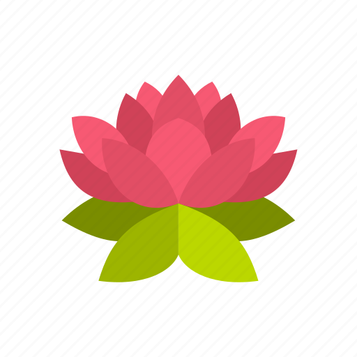 aromatic, asian, ayurveda, beautiful, beauty, flower, lotus icon