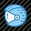 astronaut, helmet, space, spacesuit icon