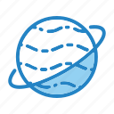 earth, globe, planet, space, world icon