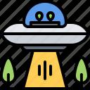 alien, astronaut, astronomy, cosmonaut, space, ufo icon