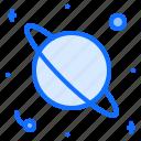 astronaut, astronomy, cosmonaut, planet, saturn, space, star icon