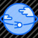 astronaut, astronomy, cosmonaut, earth, planet, satellite, space icon