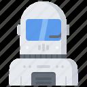 astronaut, astronomy, cosmonaut, helmet, space, spacesuit
