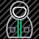 astronaut, astronomy, cosmonaut, space, suit icon