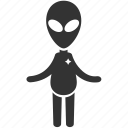 alien, astronomy, mib, nasa, scifi, space, visitor icon