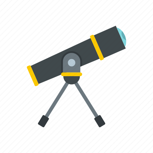 Astronomy, instrument, lens, look, science, telescope, tool icon - Download on Iconfinder