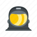 adventure, alien, astronaut, cosmic, earth, fly, spaceship icon