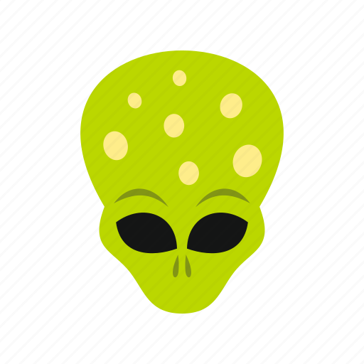 alien, monster, scary, science, space, spaceship, ufo icon