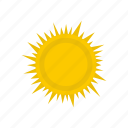 heat, nature, space, star, summer, sun, sunlight icon
