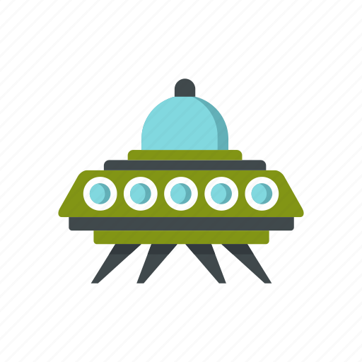 alien, flying, saucer, space, spaceship, technology, ufo icon