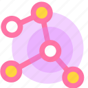 constellation, space, universe icon
