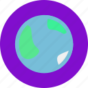 astronomy, earth, globe, map, space, universe, world icon