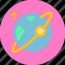 astronomy, satellite, space, universe icon