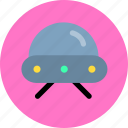 alien, astronomy, space, spaceship, ufo, universe icon