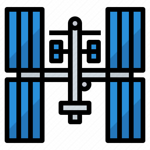 astronomy, space, station, universe icon