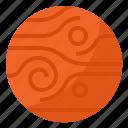 solar, space, system, universe, venus icon