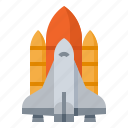 launch, paceship, space, universe icon
