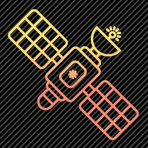 Antenna, astronomy, radar, satellite, signal, space icon - Download on Iconfinder