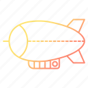 airship, blimp, transport, transportation, vehicle, zeppelin