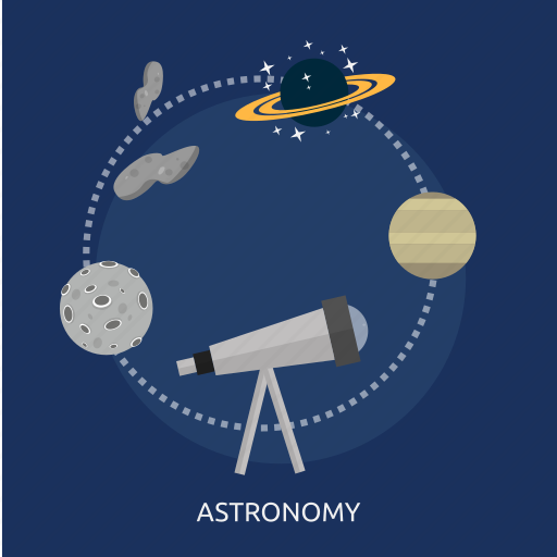 astrology, astronomy, science, space, universe icon