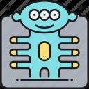 alien, monster, species, ufo