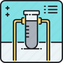 experiment, research, research and development, sample, sample research, test icon