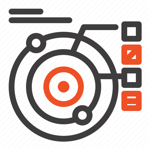 Data, model, orbit, planetary, solar icon - Download on Iconfinder